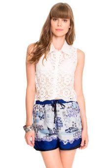 short-azul-dress