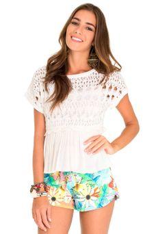 short-florido-dress