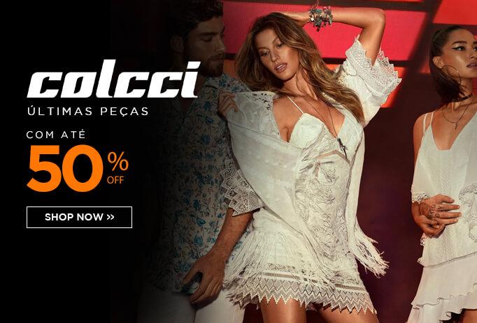 Colcci - com 50%OFF