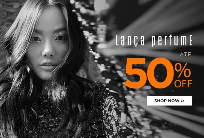 Banner - Lança Perfume até 50%OFF