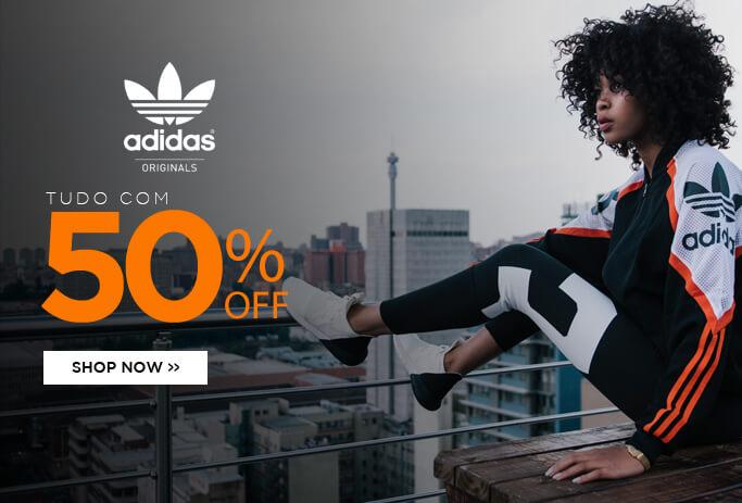Banner - Adidas Original com 50%OFF