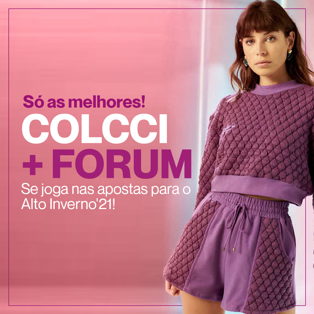 Novidades Colcci/colcci e forum