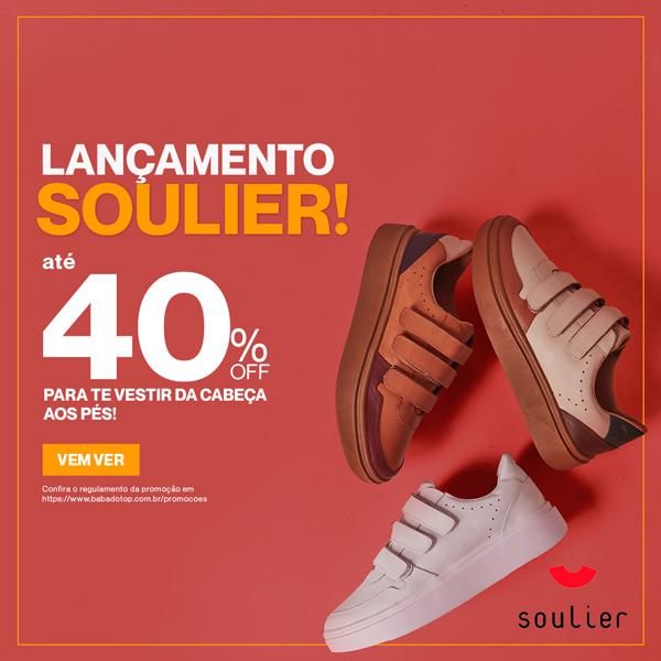 Soulier - John John