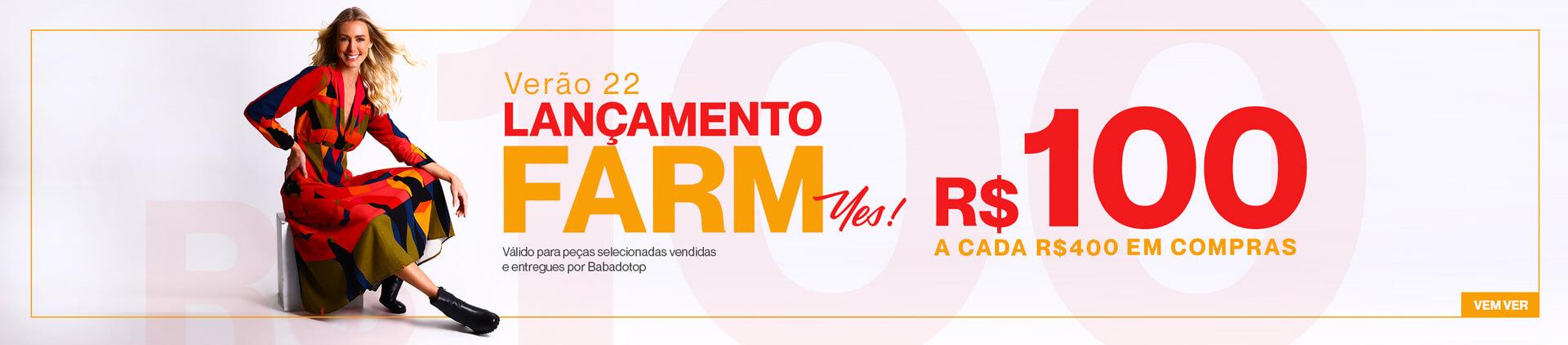 Lançamento Farm