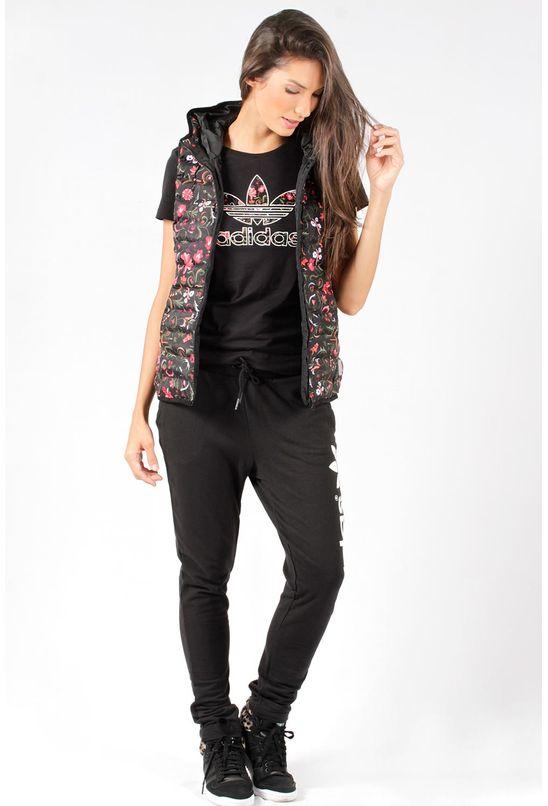 Camiseta Adidas Originals Trefoil Tee - BabadoTop bebf72240b1e2