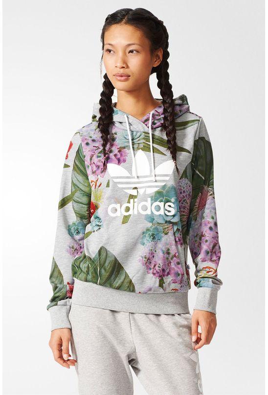 cdac5662a Moletom Adidas Originals Trefoil Hoodie - BabadoTop