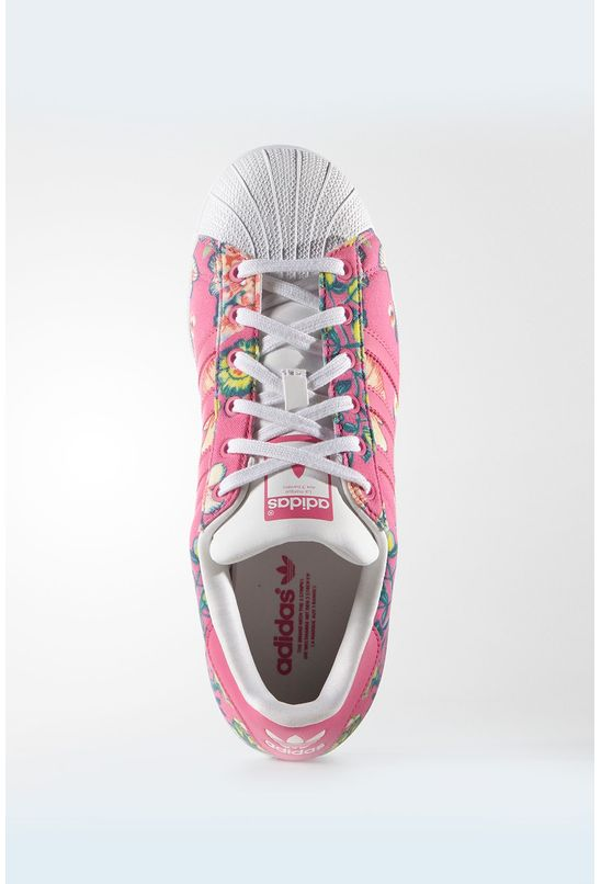 Tênis Adidas Farm Superstar Jardineto - BabadoTop 16b0802ca98e7