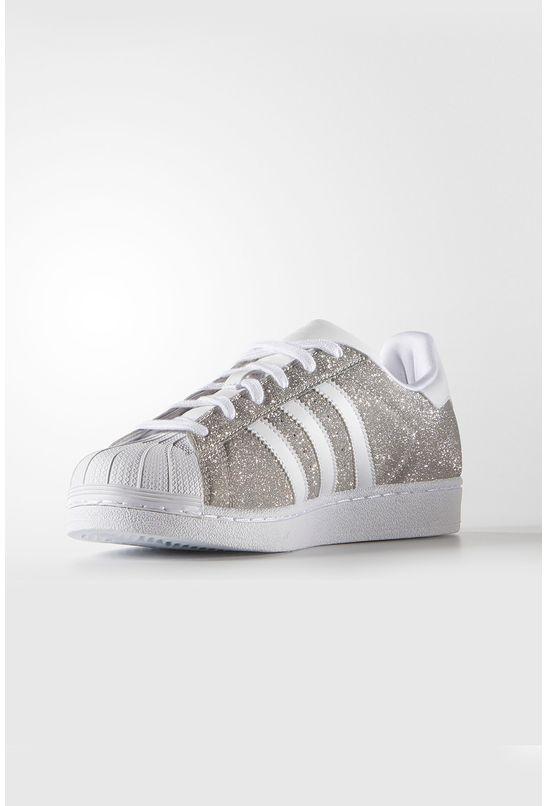 Tênis Adidas Superstar Metalic - BabadoTop 5f25073900fc8