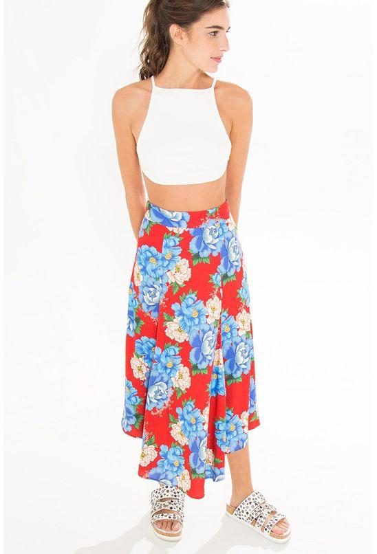 654b5de7b Vestido longo chita oriental MODA t Dresses Womens