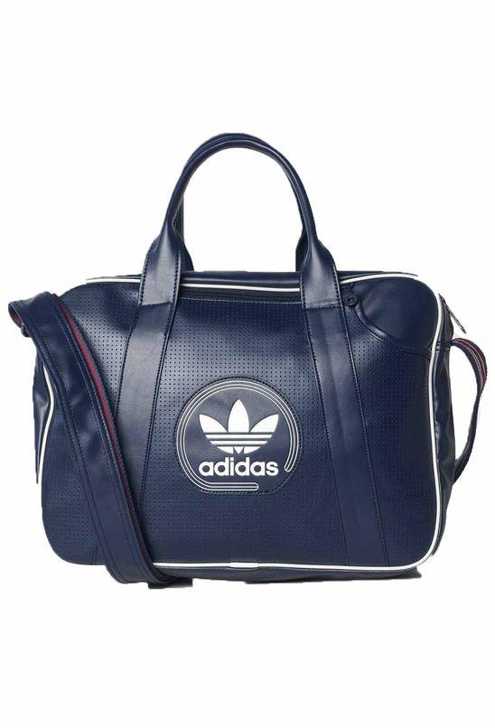8ac139b78 Bolsa Adidas Originals Airliner Perf Azul - BabadoTop