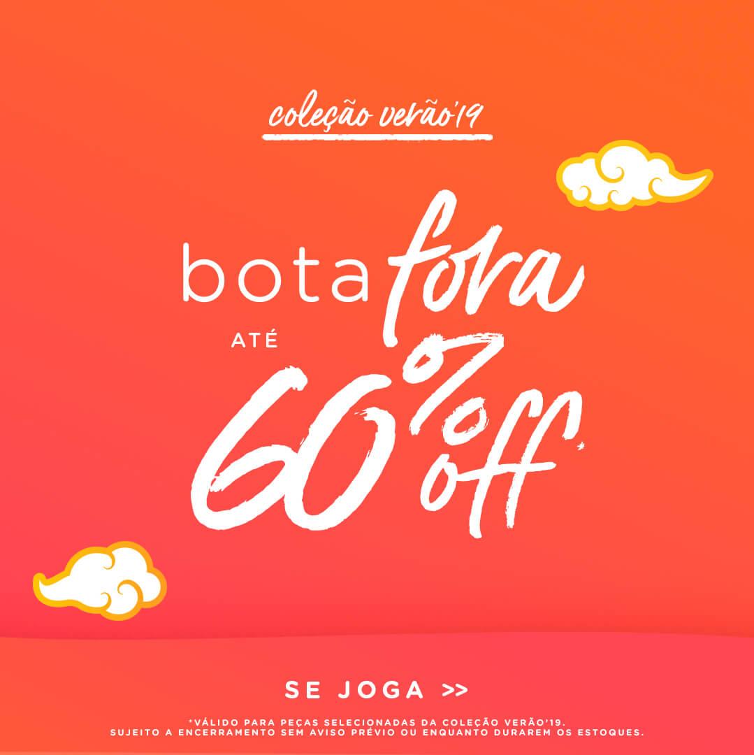 BotaFora60OFF