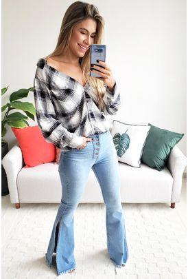 ca9447e82 Jeans Babados de R$0,00 até R$50,00 – BabadoTop
