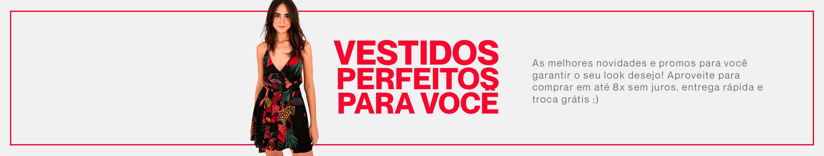 Banner Desktop - Vestidos