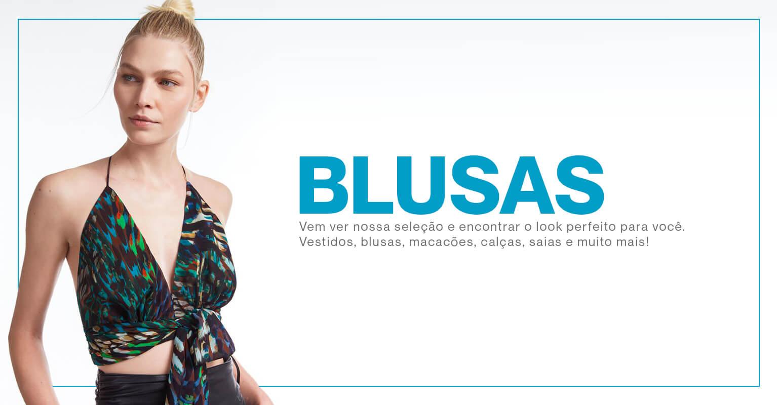Banner mobile - Blusas