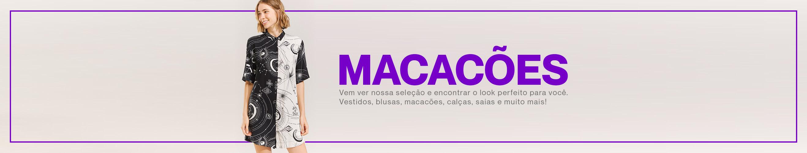 Banner Desktop - Macacão