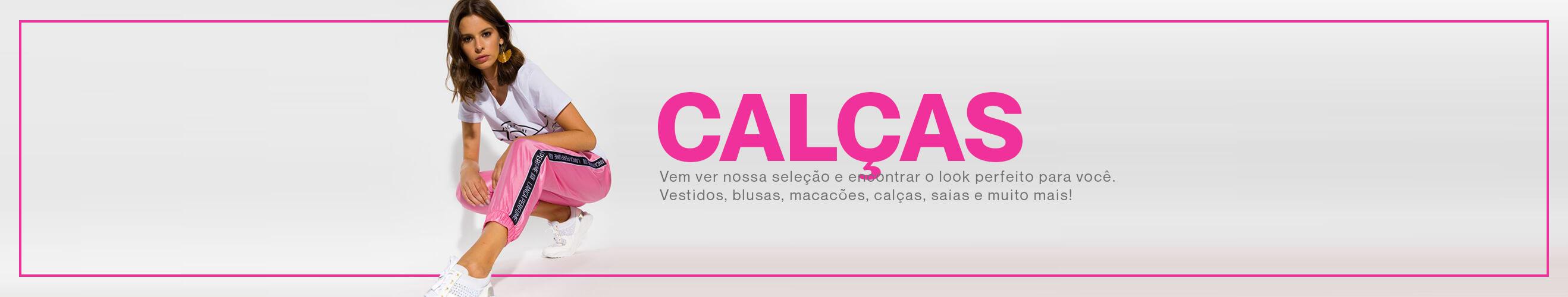 Banner Desktop - Calças
