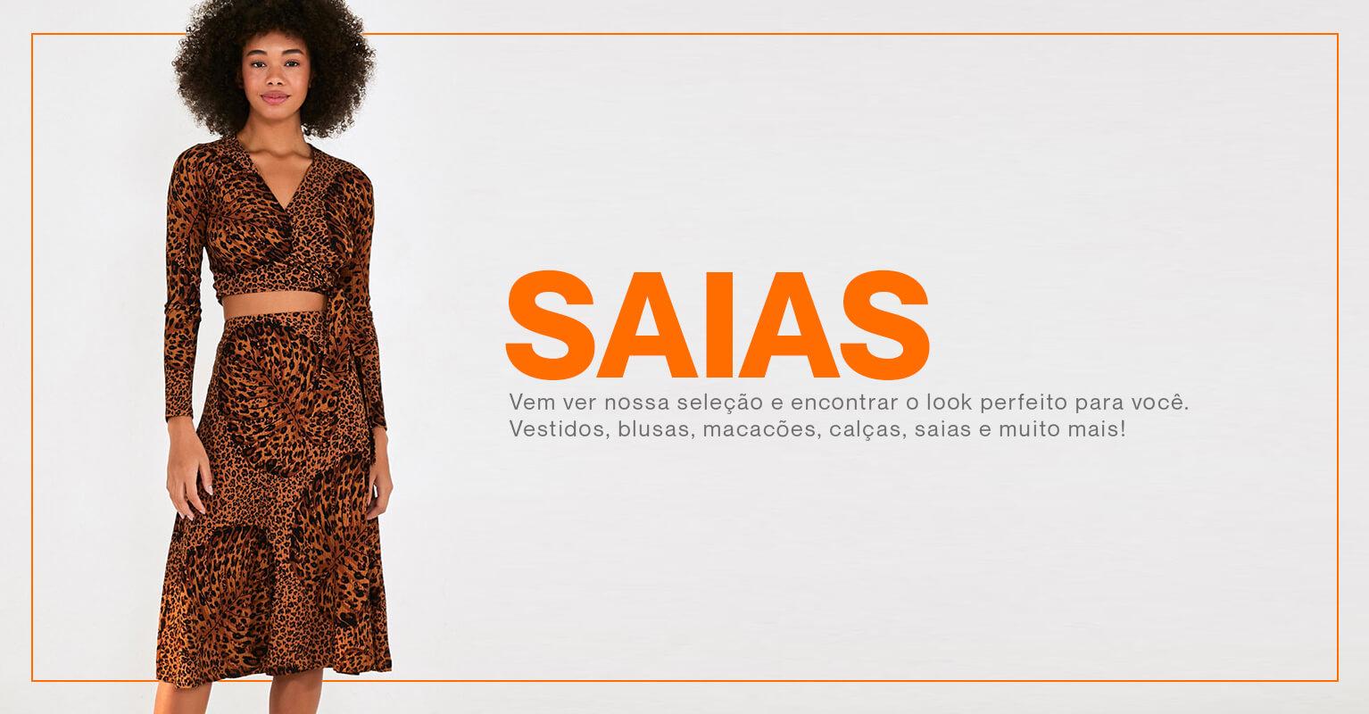 Banner mobile - Saias
