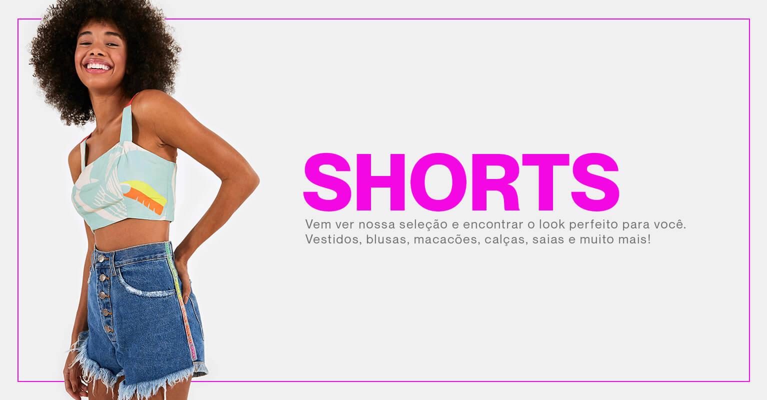 Banner Mobile - Shorts