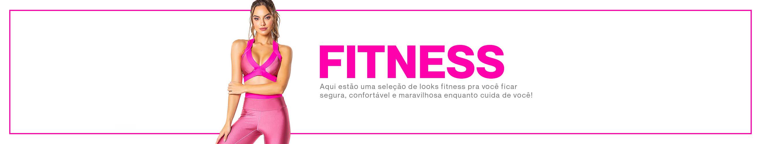 Banner desktop - Fitness