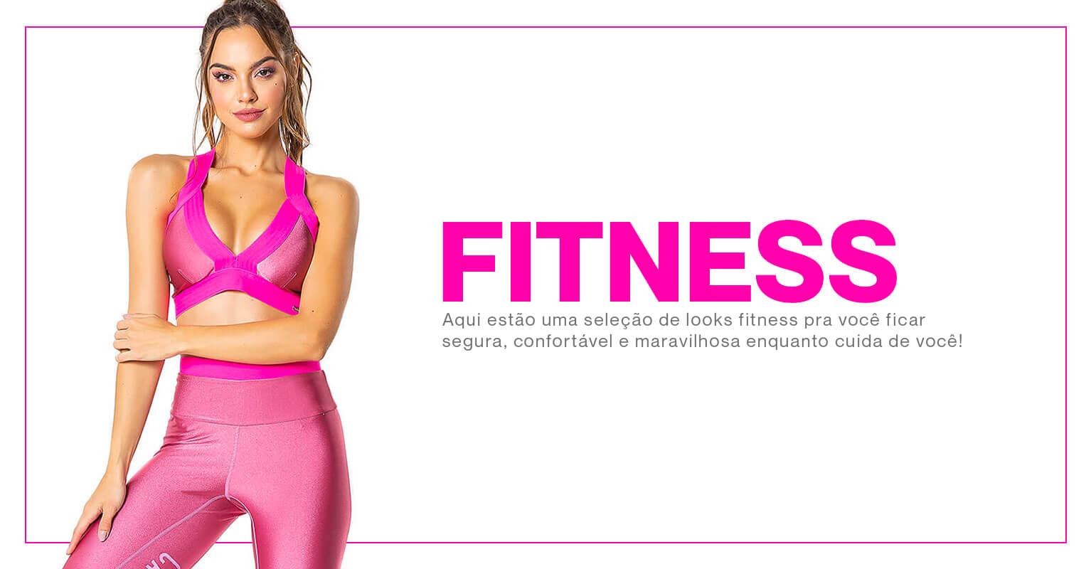 Banner Mobile - Fitness
