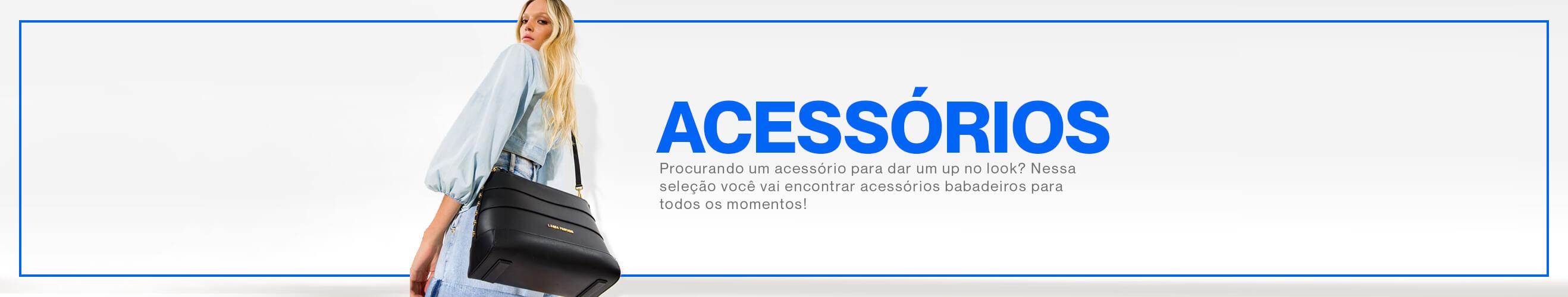 Banner Desktop - Acessórios