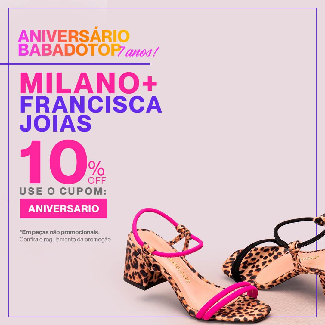 Francisca Jóias + Milano