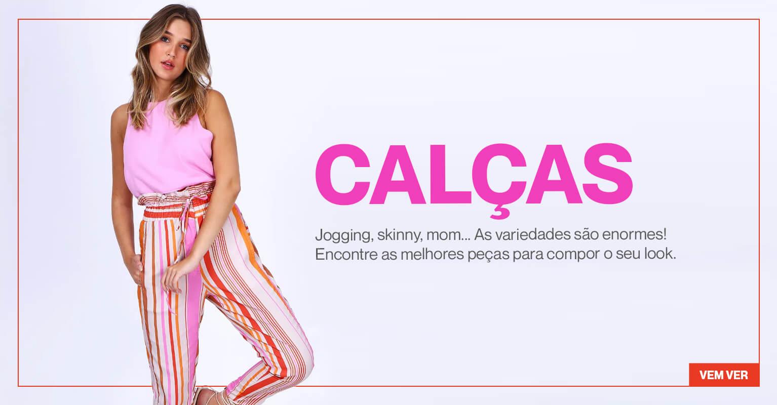 Banner mobile - Calças