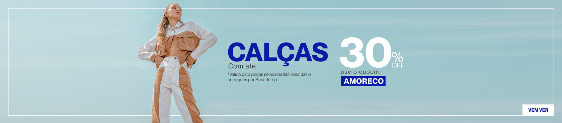 Banner Desktop Categoria Calças