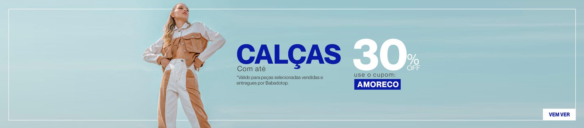 Banner Desktop Categoria Calças